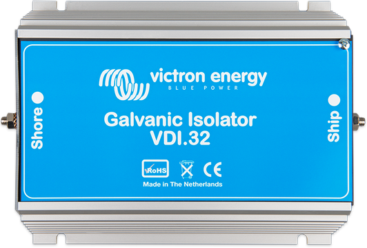 Galvanic Isolator VDI-16 and VDI-32