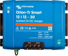 Orion-Tr Smart DC till DC isolerad laddare