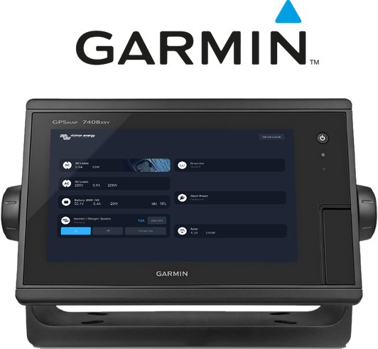 Marine MFD GX integration - Garmin