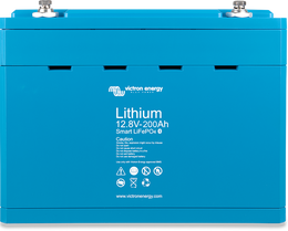 Litium-batteri 12,8V & 25,6V Smart