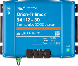 Orion-Tr Smart DC-DC-laddare – icke-isolerad