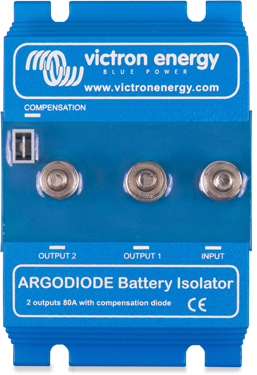 Argo Diod batteriisolatorer