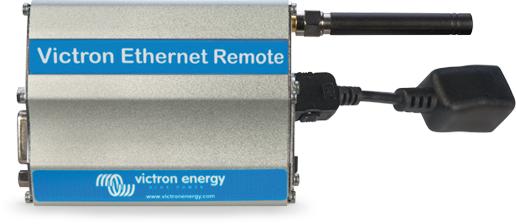 Victron Ethernet Remote (VER)